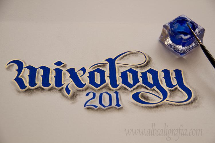 Logo Mixology