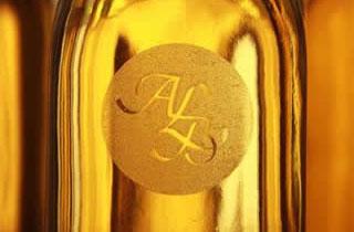 Lacre negro  ALB en botella