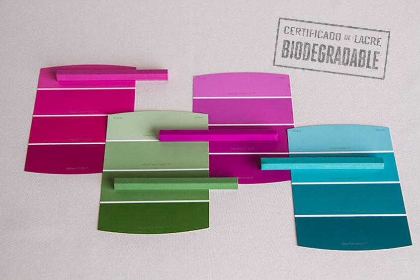 lacre biodegradable 50 barras especial